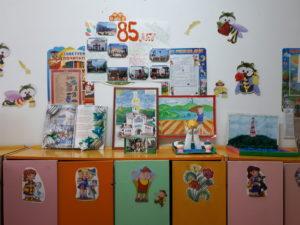 Выставка в группе №7